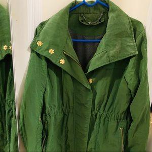 Jackets & Blazers - Nylon Trench Coat